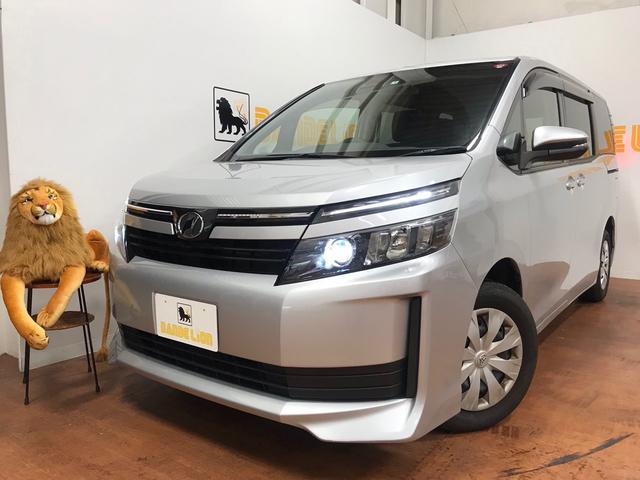 沖縄県の中古車ならヴォクシー X 電動スライドドア アイドリングストップ バックモニター