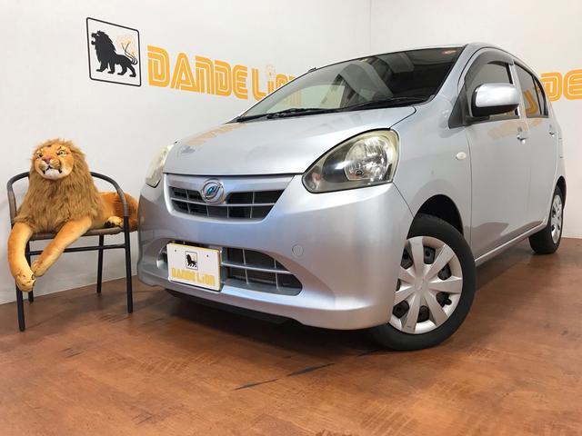 沖縄県の中古車ならミライース X 社外オーディオ 電動格納ミラー 光軸調整 パワーウィンドウ エアバック キーレス