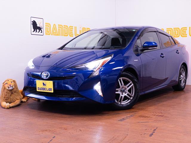 沖縄県の中古車ならプリウス S 10万円下取りキャンペーン実施中♪ スマートキー LEDヘッドライト バックモニター ETC Bluetoothオーディオ