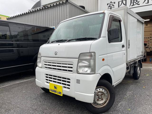 沖縄の中古車 スズキ キャリイトラック 車両価格 25万円 リ済別 2013(平成25)年 10.0万km ホワイト