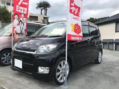沖縄の中古車 ダイハツ ムーヴ 車両価格 32万円 リ済込 平成18年 8.9万K ブラック