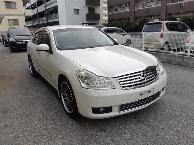 沖縄県の中古車ならフーガ 250 VIP