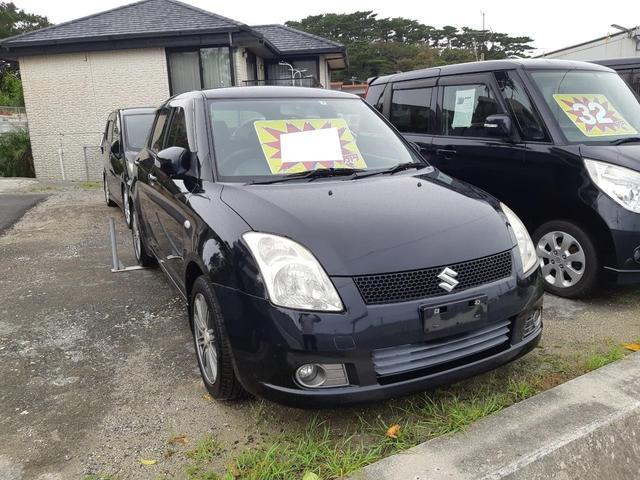 沖縄の中古車 スズキ スイフト 車両価格 15万円 リ済込 2005(平成17)年 15.9万km パープル