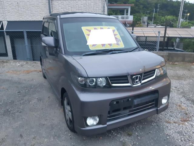 沖縄の中古車 ホンダ ゼストスパーク 車両価格 28万円 リ済込 2011(平成23)年 11.2万km ガンM