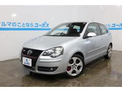 沖縄の中古車 フォルクスワーゲン VW ポロ 車両価格 57万円 リ済別 2006年 2.2万K シルバー