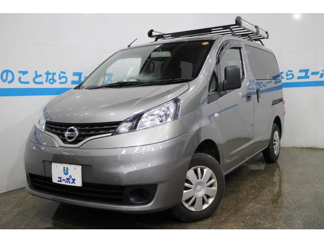 日産 VX OP10年保証対象車両 純正ルーフキャリア ETC
