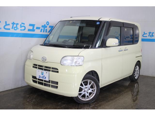 沖縄県の中古車ならタント X OP5年保証対象車 RIVALDICE14インチAW