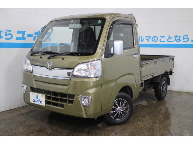 沖縄県の中古車ならハイゼットトラック エクストラ OP10年保証対象車 純正メモリーナビ