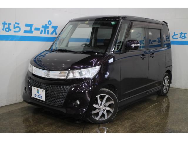 沖縄県の中古車ならパレットSW XS OP5年保証対象車 パワースライドドア 14インチAW