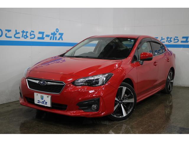沖縄県の中古車ならインプレッサG4 2.0i-Sアイサイト OP10年保証対象車 純正ナビ