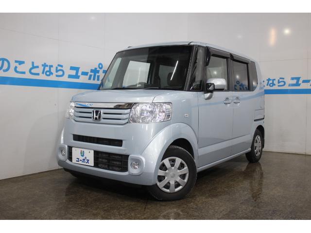 沖縄の中古車 ホンダ N-BOX 車両価格 85万円 リ済別 2012(平成24)年 6.9万km クールミストメタリック