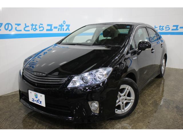 沖縄県の中古車ならSAI S OP5年保証対象車 純正HDDナビ クルーズコントロール