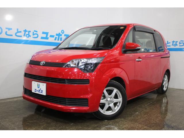 沖縄の中古車 トヨタ スペイド 車両価格 87万円 リ済別 2012(平成24)年 3.0万km スーパーレッドV