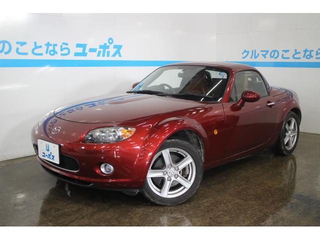沖縄県の中古車ならロードスター VS RHT パドルシフト レザーシート シートヒーター