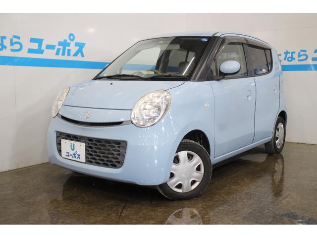 沖縄の中古車 スズキ MRワゴン 車両価格 39万円 リ済別 2010(平成22)年 6.9万km エアブルーメタリック