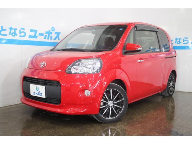 沖縄県の中古車ならポルテ G OP10年保証対象車 パワースライドドア 純正SDナビ