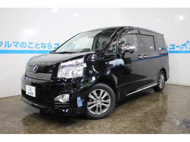 沖縄県の中古車ならヴォクシー ZS 煌Z OP5年保証対象車両 両側パワースライドドア