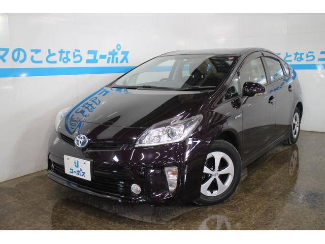 沖縄県の中古車ならプリウス S OP10年保証対象車 8インチナビ ドライブレコーダー