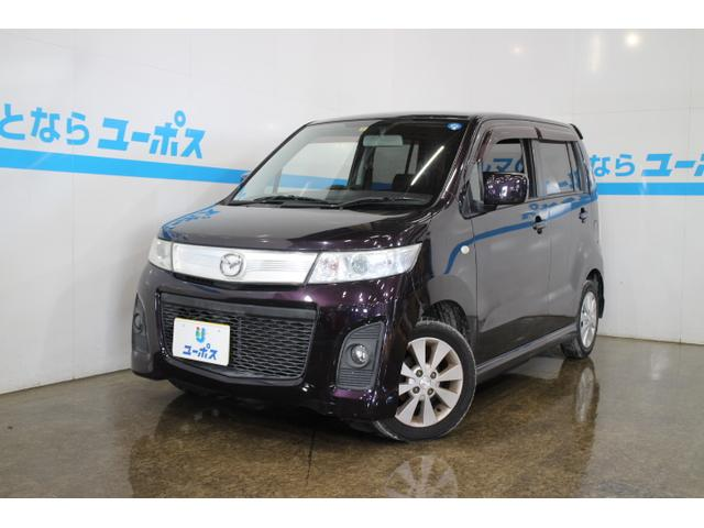 沖縄県の中古車ならAZワゴンカスタムスタイル XS オーディオ ディスチャージヘッドライト スマートキー