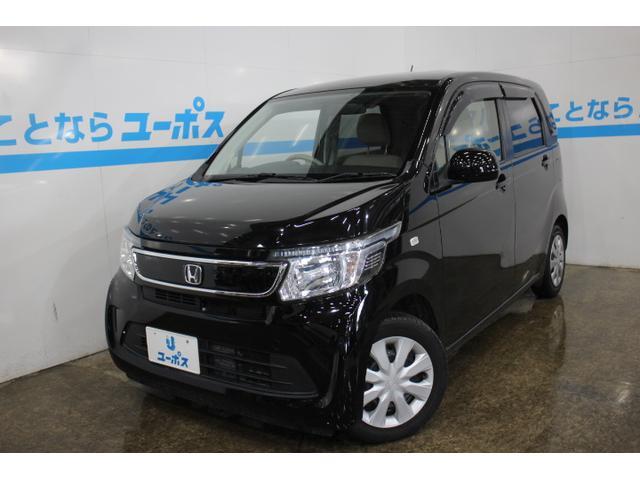 沖縄の中古車 ホンダ N-WGN 車両価格 65万円 リ済別 2014(平成26)年 4.1万km スマートブラック