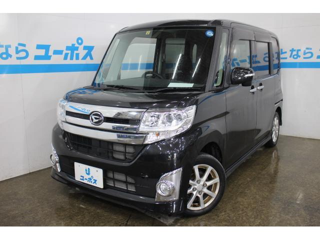 沖縄県の中古車ならタント カスタムX OP10年保証対象車 ミラクルオープンドア