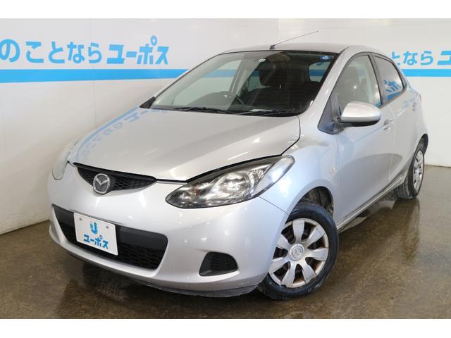 沖縄県の中古車ならデミオ 13Cスマートエディション OP5年保証対象車 ETC車載器