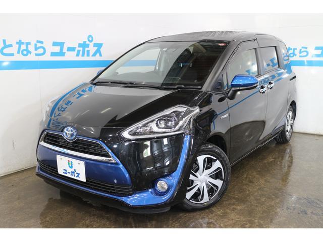沖縄県の中古車ならシエンタ ハイブリッドG OP10年保証対象車 両側パワスラ 純正ナビ