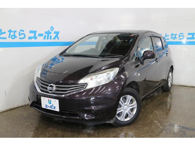 沖縄の中古車 日産 ノート 車両価格 78万円 リ済別 2013(平成25)年 1.2万km オーロラモーヴRP