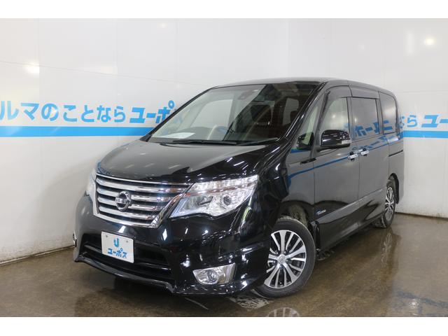 沖縄県の中古車ならセレナ HS Vセレ+セーフティ SHV OP10年保証対象車