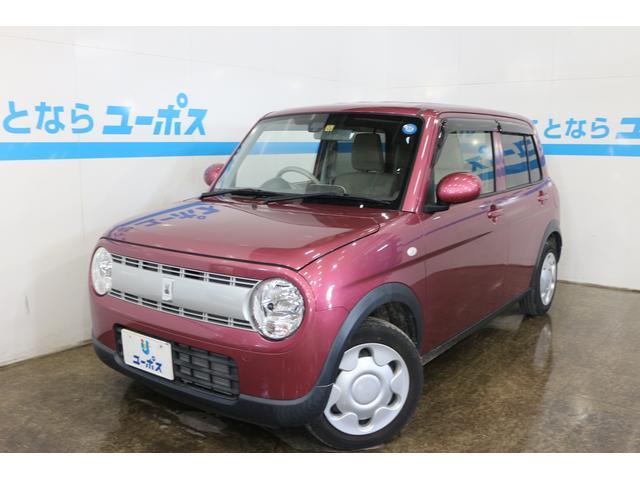 沖縄県那覇市の中古車ならアルトラパン L OP10年保証対象車 レーダーブレーキサポート