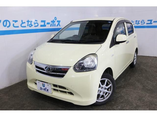 沖縄県の中古車ならミライース X メモリアルエディション OP5年保証対象車 エコアイドル