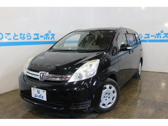 沖縄の中古車 トヨタ アイシス 車両価格 58万円 リ済別 2012(平成24)年 7.4万km ブラック