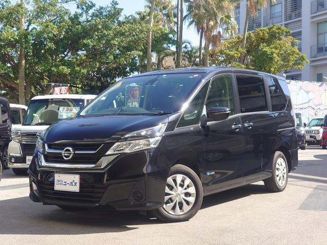 沖縄県の中古車ならセレナ X OP10年保証対象車 パワースライドドア カロッツェリアナビ
