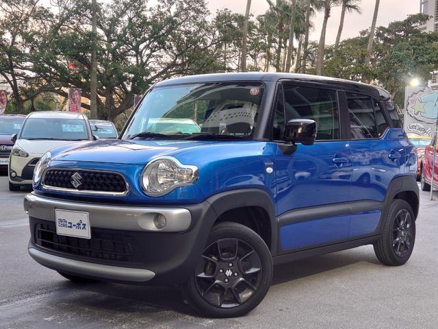 沖縄県の中古車ならクロスビー ハイブリッドMX ・OP10年保証対象車・アイドリングストップ・プッシュスタートキー・パドルシフト・運転席&助手席シートヒーター・パドルシフト