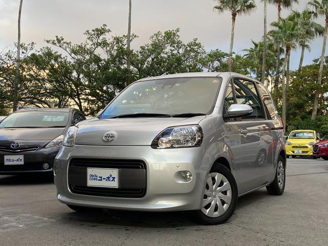 沖縄県那覇市の中古車ならポルテ X OP10年保証対象車 トヨタセーフティセンス 純正前後コーナーセンサー