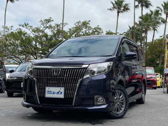 トヨタ エスクァイア Xi OP10年保証対象車 両側パワースライドドア 純正ナビ バックモニター アイドリングストップ ETC