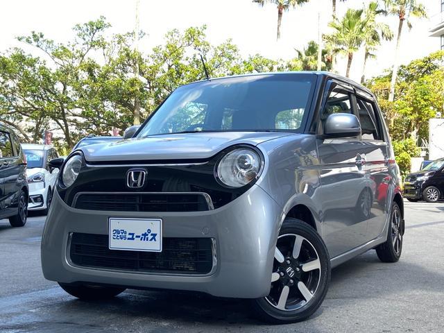 沖縄県の中古車ならN-ONE G・ローダウン OP10年保証対象車 走行1万km ドライブレコーダー ホンダ純正メモリーナビ バックモニター オートライト