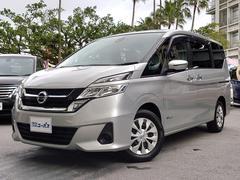セレナX OP10年保証対象車両 社外SDナビ/CD/Bluetooth/AUX クルーズコントロール オートライト