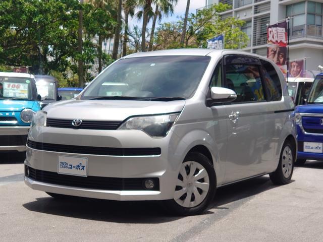沖縄県の中古車ならスペイド G OP5年保証対象車 純正SDナビ(フルセグ・Bluetooth) バックモニター