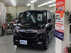 N BOXカスタムG・Lホンダセンシング ナビ ETC