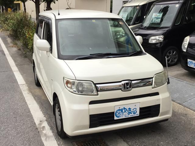 沖縄の中古車 ホンダ ゼスト 車両価格 29.8万円 リ済別 平成19年 7.9万km パールホワイト