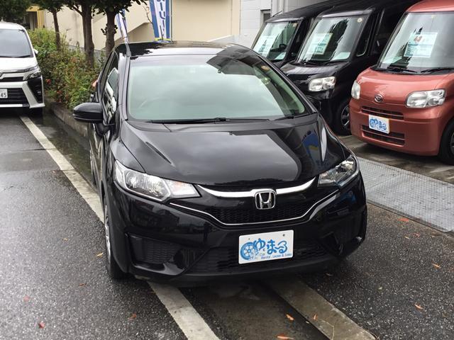 沖縄県の中古車ならフィット レンタカーアップ車・ナビ.etc付・車検付き・保証付き・