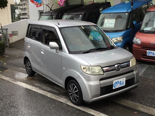 沖縄県の中古車ならゼスト G・メンテンナンス記録簿保証付き・車検整備