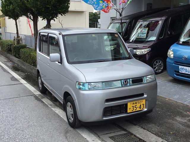 ホンダ スペシャルエディション・ワンオーナー車・保証付