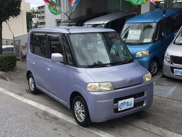 沖縄県の中古車ならタント X・安心保証付き・車検付き