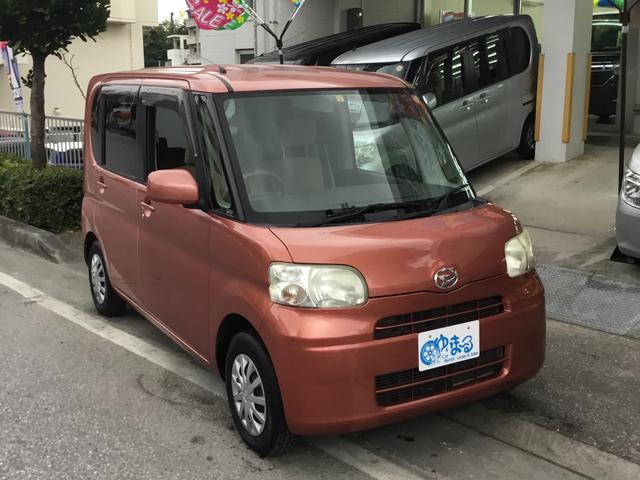 沖縄県の中古車ならタント L・ワンオーナー車・車検整備・保証ロング