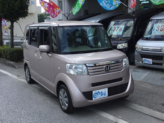 沖縄県の中古車ならN-BOX+ G・福祉車輌・ワンオーナー車・車検整備・保証1年