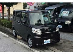 タントX SAIII・レンタカーアップ車・ナビ・ETC付・保証