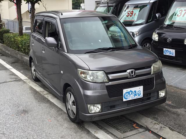沖縄県の中古車ならゼスト スポーツW・ターボ・ワンオーナー車・タイベル交換済み・保証