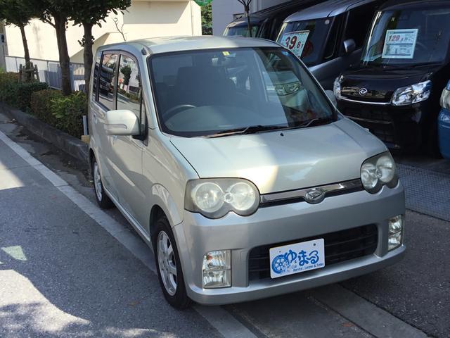 沖縄県の中古車ならムーヴ カスタム VS・保証付・記録簿・タイベル交換済み